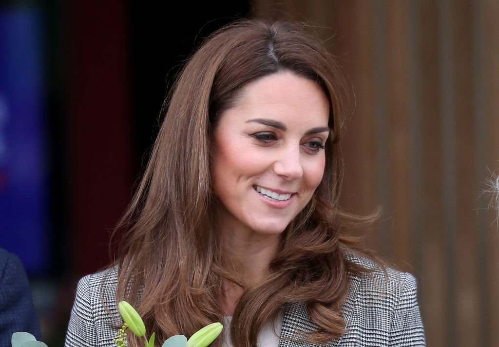 Catherine, Duchess of Cambridge attends Shout's Crisis Volunteer Celebration Event at Troubadour White City | Photo: Getty Images