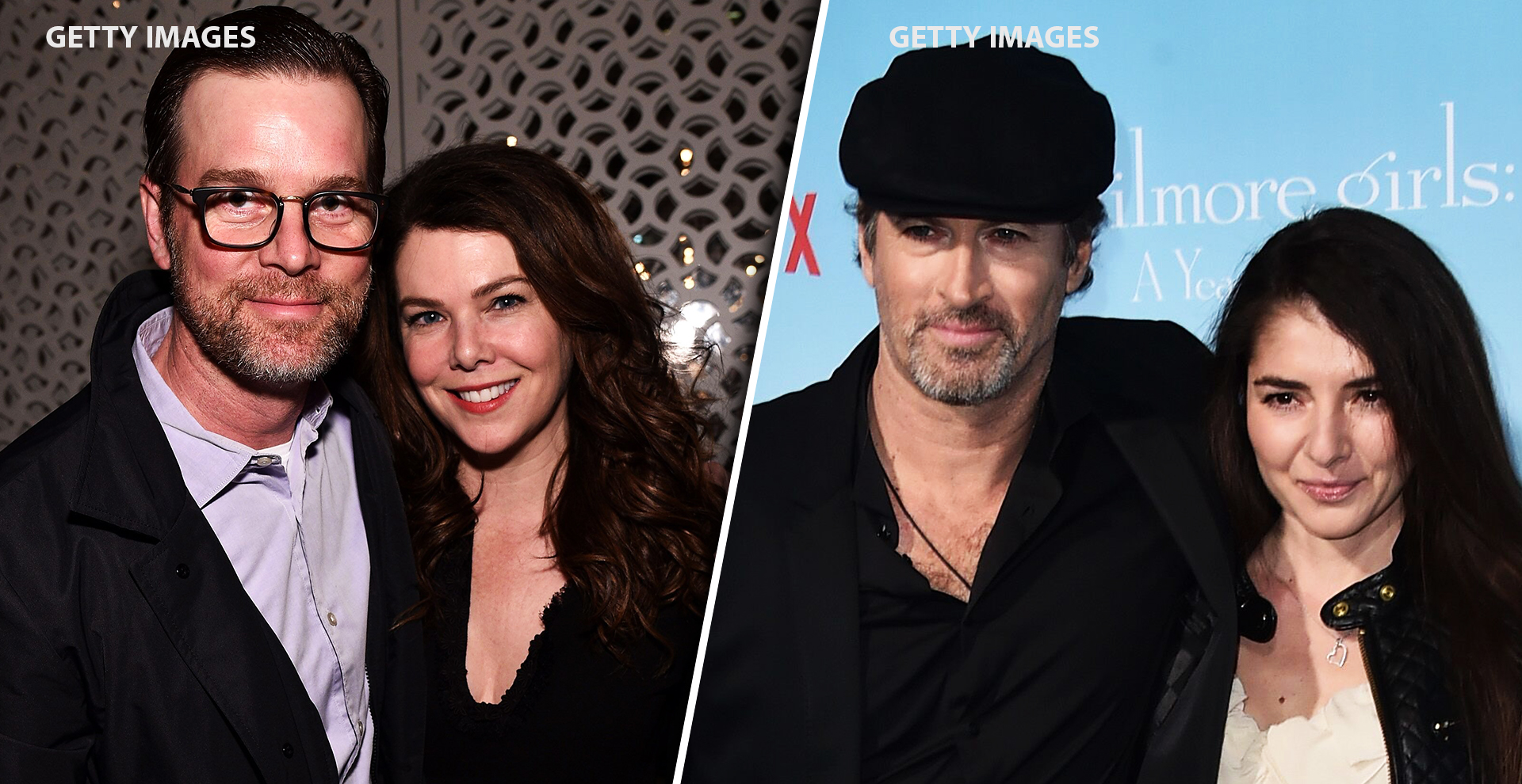 Gilmore Girls Cast's Real-Life Couples