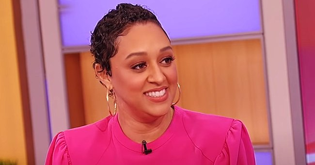 Tia Mowry Celebrates National Breastfeeding Week by Sharing a Pic with Daughter Cairo – Inside Her Own Experiences