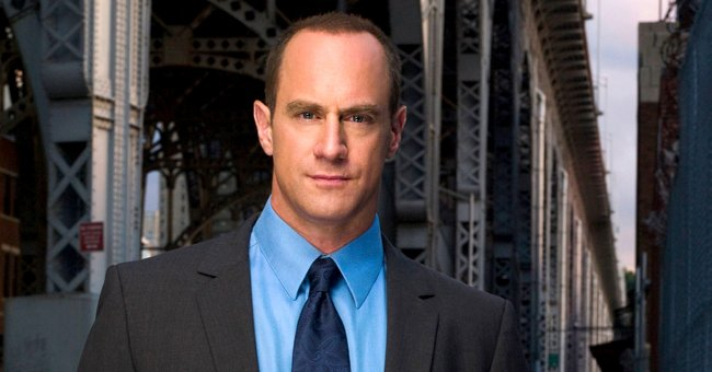 Christopher Meloni Wears Neon Green Tank Top and Hot Pink Pants and Fans React
