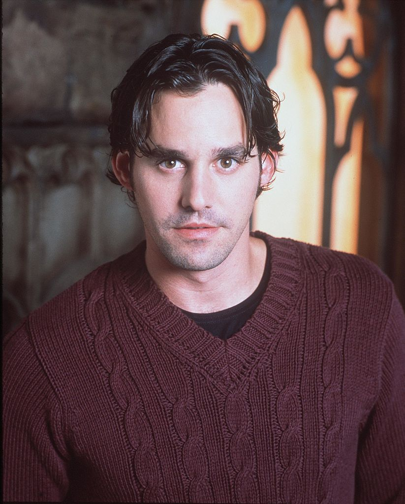Nichola Brendon as Xander in Buffy | Source Getty