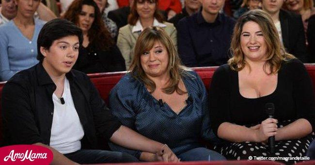 Découvrez Charlotte et Enzo, les enfants de Michèle Bernier qui lui ressemblent tant