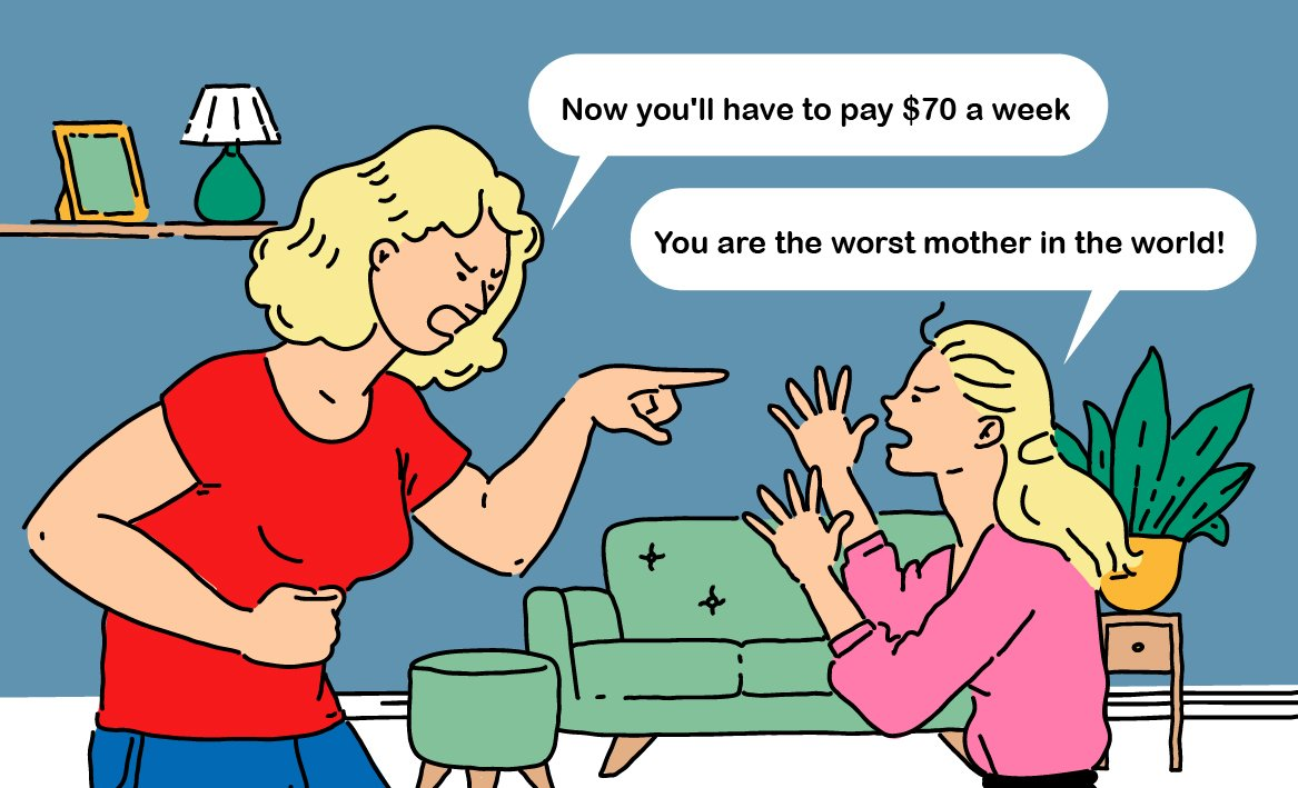 Should You As A Parent Ask Your Children To Pay a Rent? Here Is An Answer