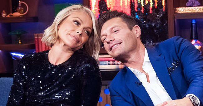 Kelly Ripa and Ryan Seacrest Share Their Morning Routine before 'Live!' Goes on Air