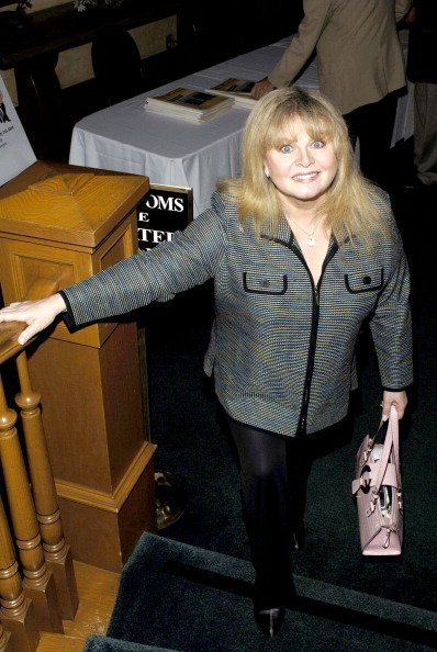 Sally Struthers during Pacific Pioneer Broadcasters Luncheon at Sportsman's Lodge | Photo: Getty Images