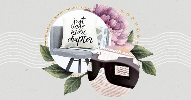 7 Reading Products That Book Lovers Will Enjoy