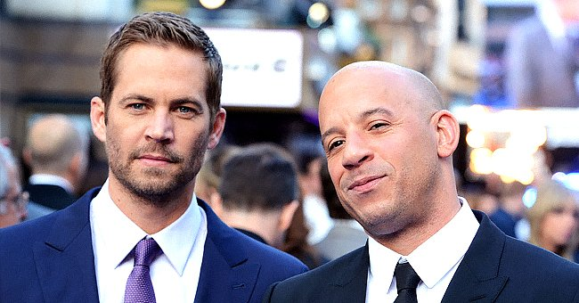 Vin Diesel Reveals He 'Leaned on' Late Paul Walker When He Became a Dad