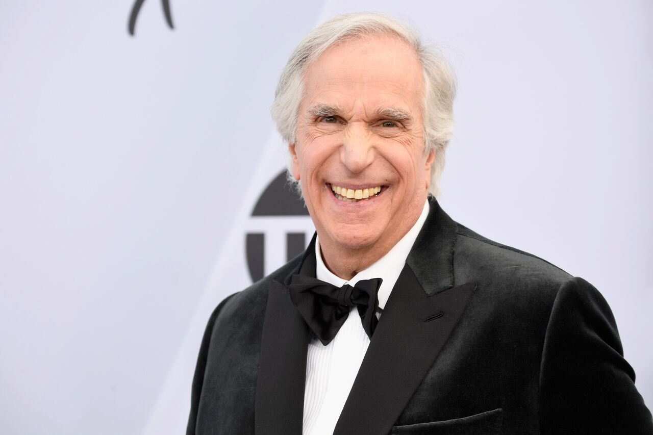 Henry Winkler attends the 25th Annual Screen Actors Guild Awards. | Source: Getty Images