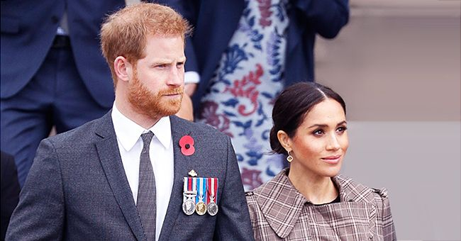 Daily Mail: Meghan Markle Believes Queen Was Pressured to Make Demands about Name Change Because Harry Is Her Favorite