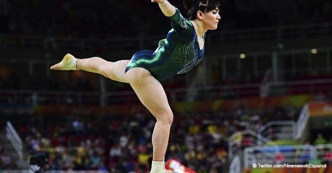 Gimnasta mexicana Alexa Moreno recibe gran puntuación y pasa a la final de la Copa Mundial