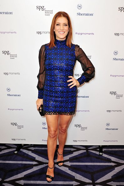 Kate Walsh attends intimate SPG 2015 Hear the Music, See the World Music Performance at Sheraton Downtown Los Angeles in Los Angeles, California | Photo: Getty Images