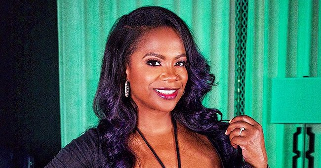 Kandi Burruss' Daughters Riley and Blaze Pose Together for a Picture – Do They Look like Their Mom?