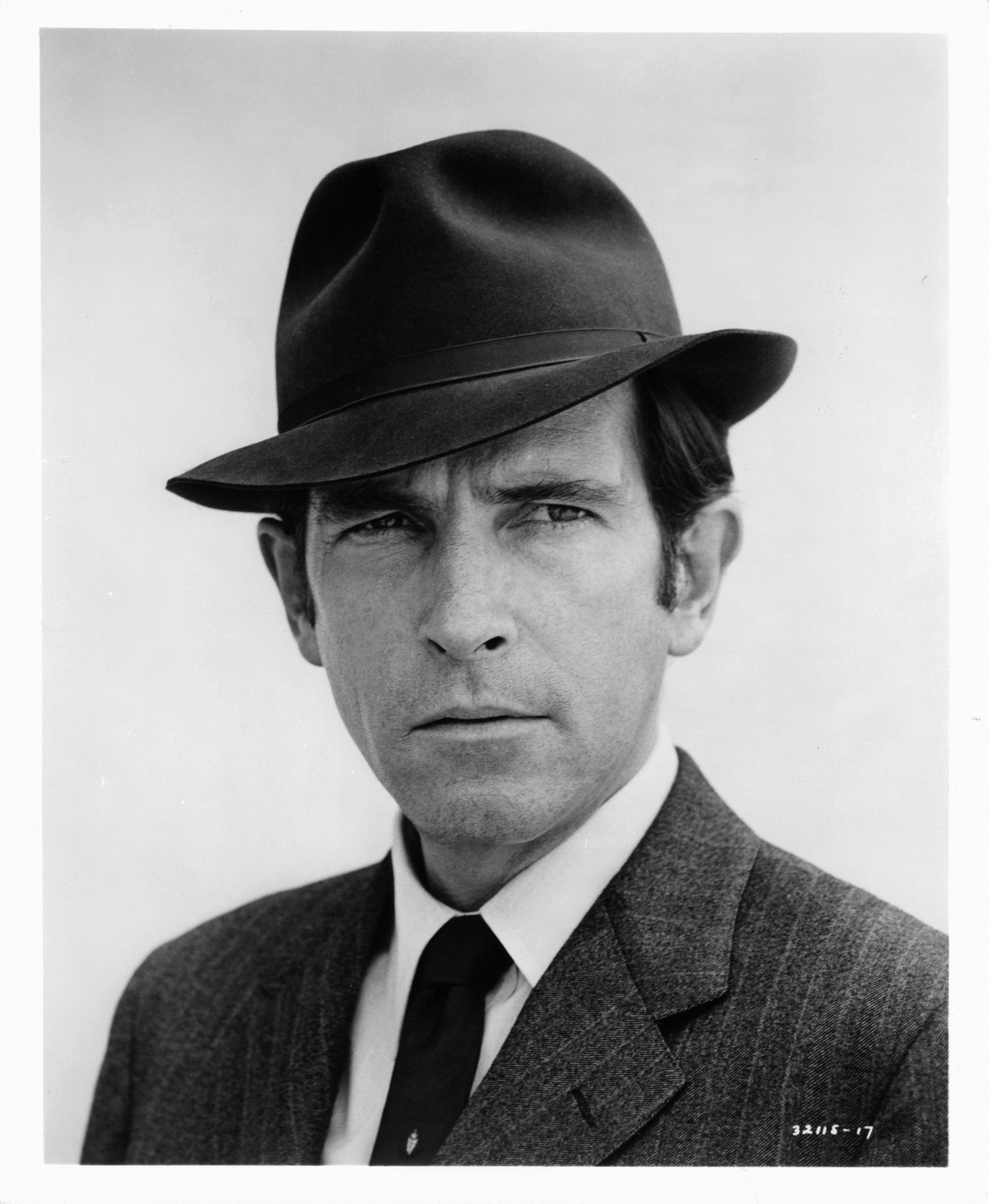 """JD Cannon stars as Peter Clifford in the television series """"McCloud"""" in 1970. 