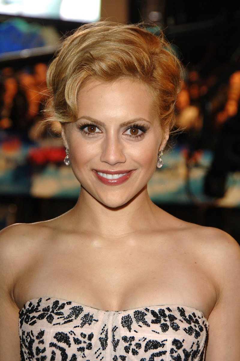 Brittany Murphy on November 26, 2006 at Empire Leicester Square in London   Photo: Getty Images