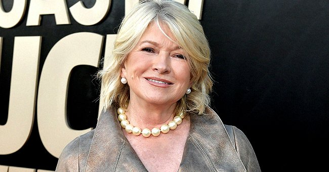 How Many Proposals Did Martha Stewart Receive on the Day She Posted Her Pool Selfie?