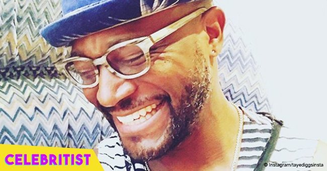 Taye Diggs' steals hearts sharing adorable photo with his biracial 8-year-old son