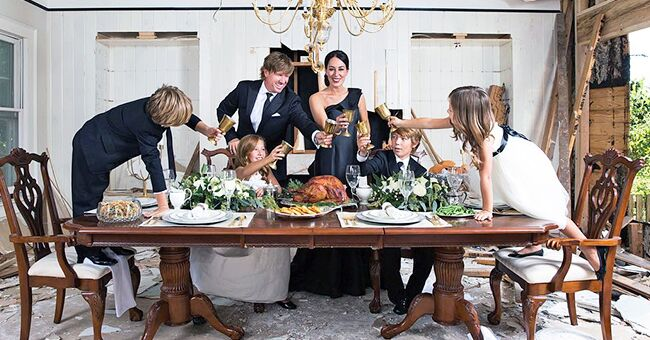 Chip Gaines of 'Fixer Upper' May Want More Kids and Talks about Giving Youngest Son Crew a Sibling