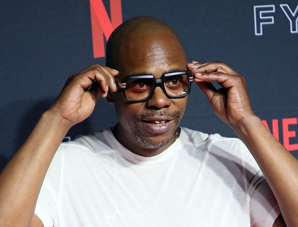 Dave Chappelle attends the Netflix FYSEE Kick-Off at Netflix FYSEE at Raleigh Studios on May 6, 2018 in Los Angeles, California | Photo: Getty Images