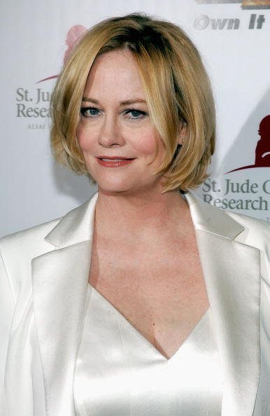"Cybill Shepherd attends the ""3rd Annual Runway for Life Benefiting St. Jude Children's Research Hospital on May 1, 2005, in Los Angeles, California. 