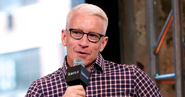 Anderson Cooper Says Coming out as Gay Has Made His Life Harder at Work