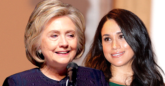 Hillary Clinton Reveals She Wants to Hug Meghan Markle after Revealing Struggles with Being in Public Eye as a New Mom