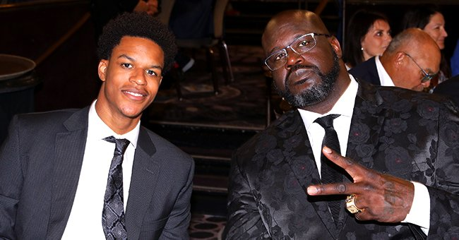 Fans Impressed with Shaquille O'Neal's Son Shaqir as He Dunks & Scores 3-Pointer — See Comments