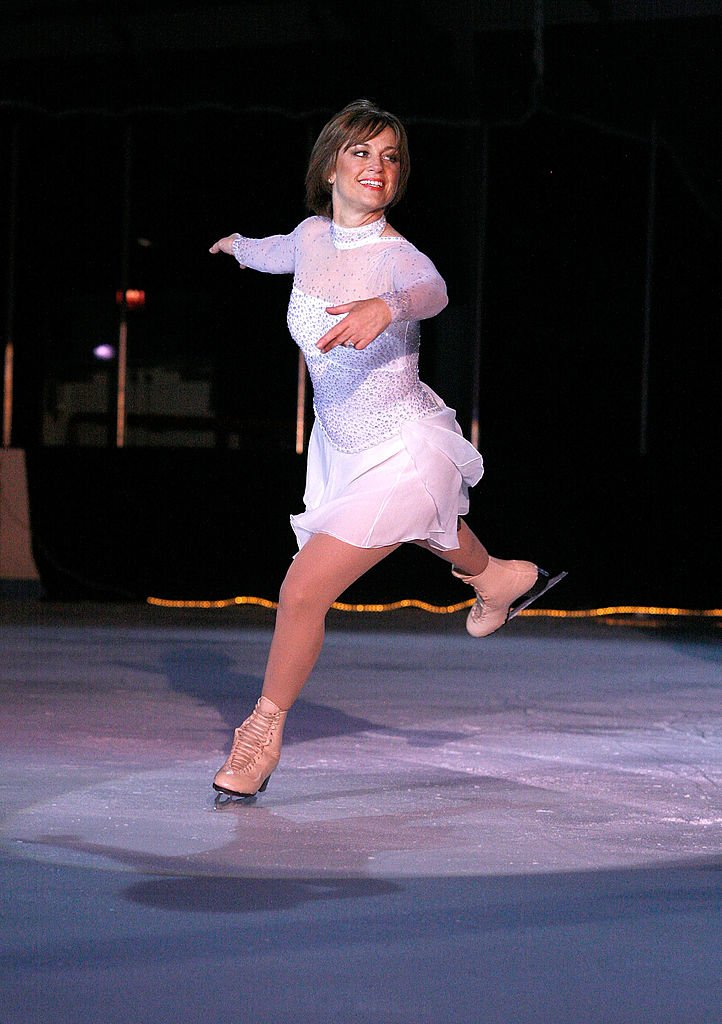 Dorothy Hamill performs at the Ice Theatre of New York 25th Anniversary Gala at Chelsea Piers on October 25, 2010 | Photo: Getty Images