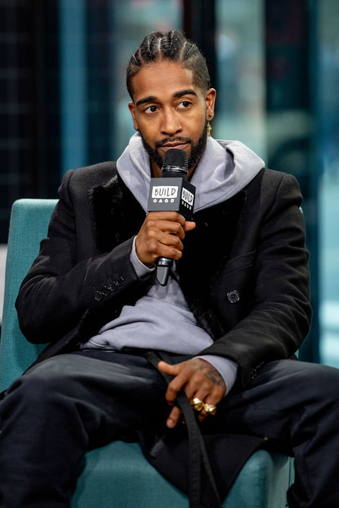 """Omarion of B2K discusses """"The Millennium Tour"""" with the Build Series at Build Studio 