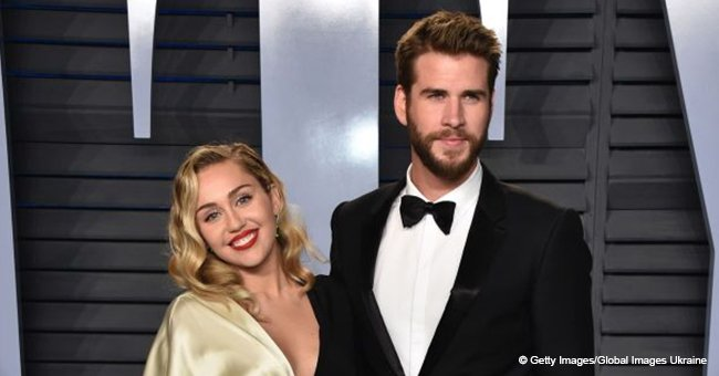 Miley Cyrus breaks silence after her husband is hospitalized