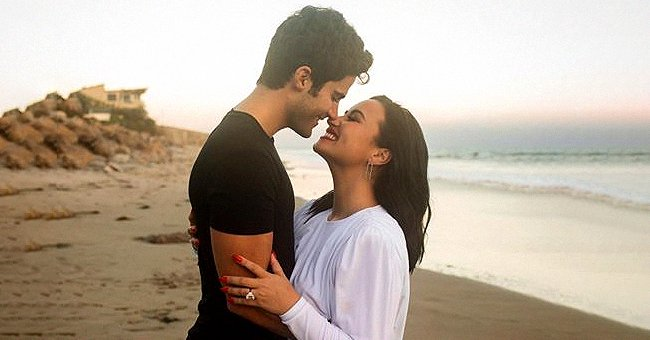 How Demi Lovato and Fiancé Max Ehrich Got to Know Each Other Better Amid the COVID-19 Pandemic