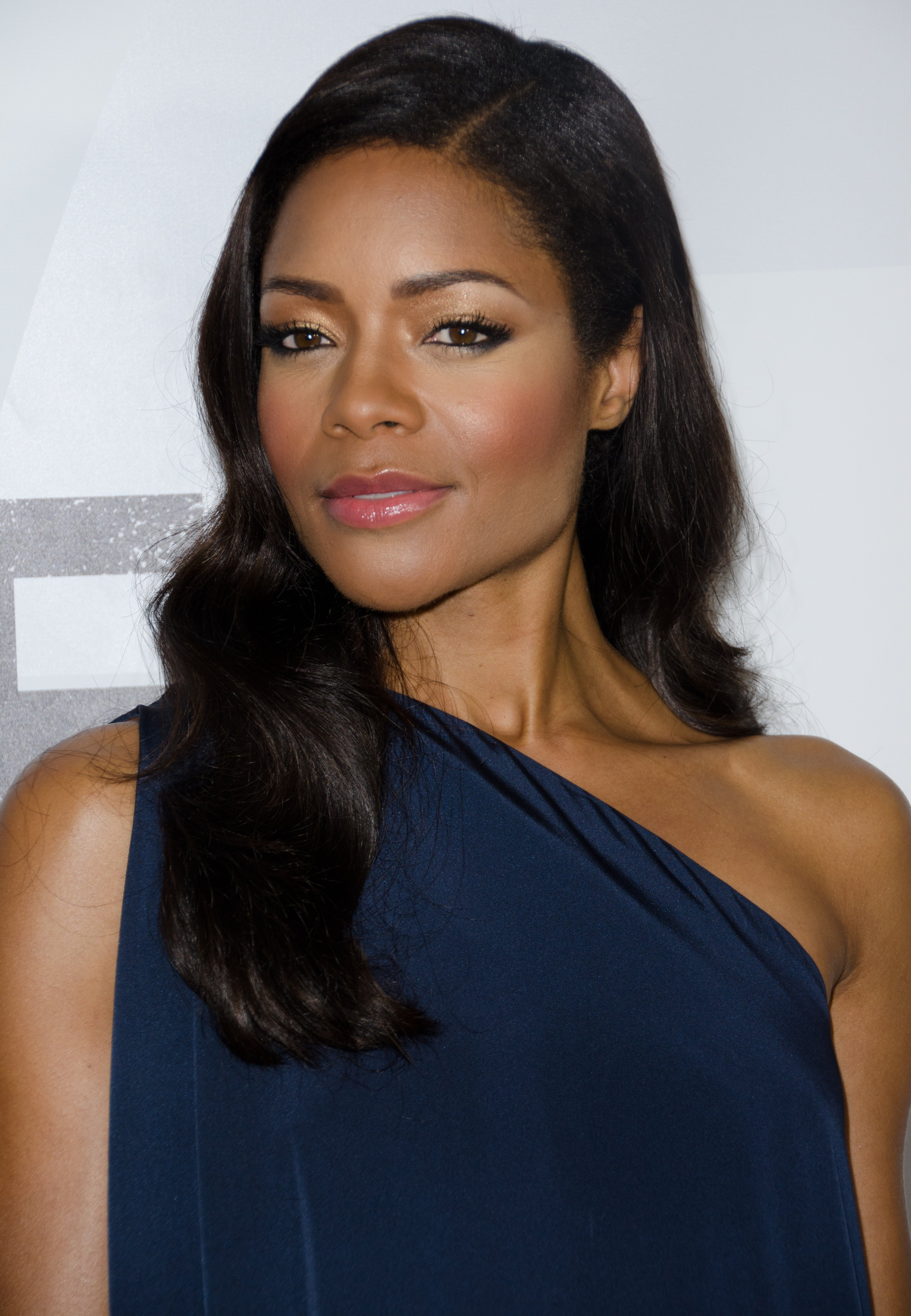 """Naomie Harris at the the Australian premiere of the James Bond film, """"Skyfall"""" at the State Theatre in Sydney in 2012. 