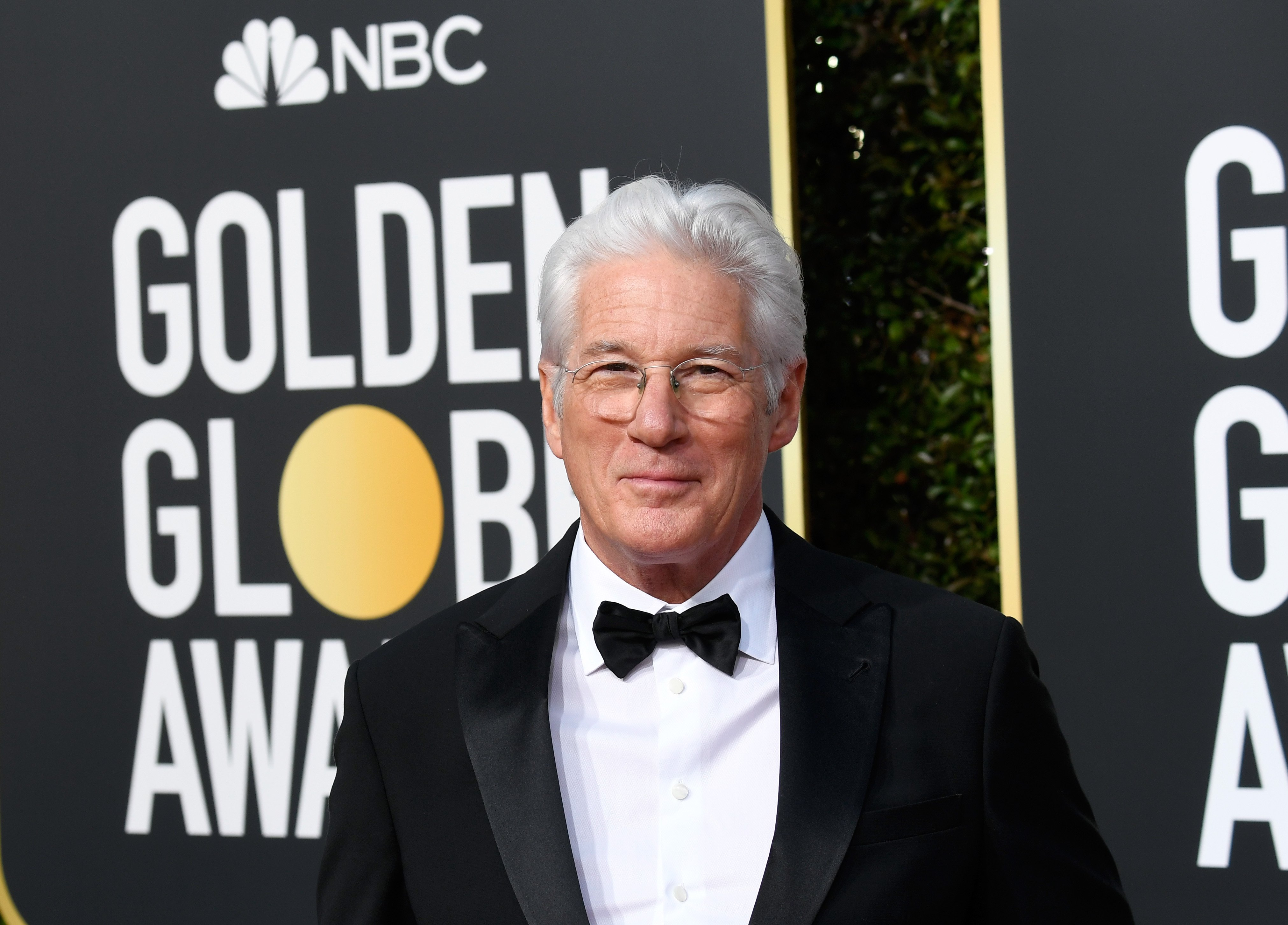 Richard Gere at the 76th Annual Golden Globe Awards at The Beverly Hilton Hotel on January 6, 2019  | Photo: Getty Images