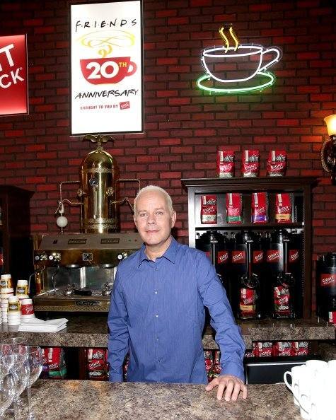 """James Michael Tyler attends the Central Perk Pop-Up Celebrating The 20th Anniversary Of """"Friends"""" in New York City. 