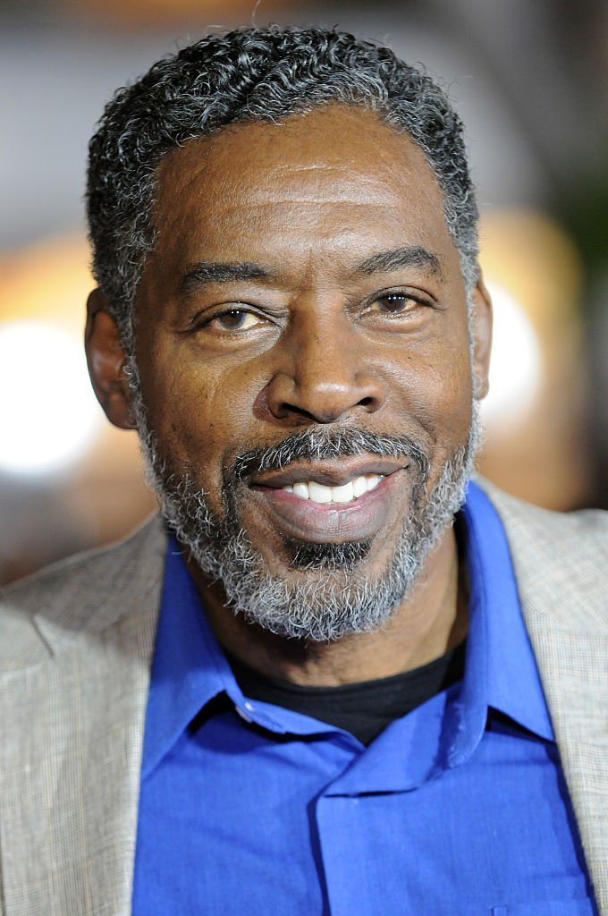 """Actor Ernie Hudson arrives for the Premiere Of Universal Pictures And Red Granite Pictures' """"Dumb And Dumber To""""   Getty Images"""