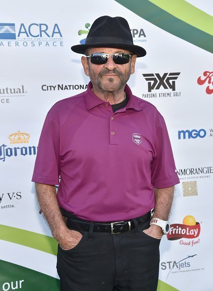 Joe Pesci on May 2, 2016, at the Lakeside Golf Club in Burbank, CA. | Photo: Getty Images