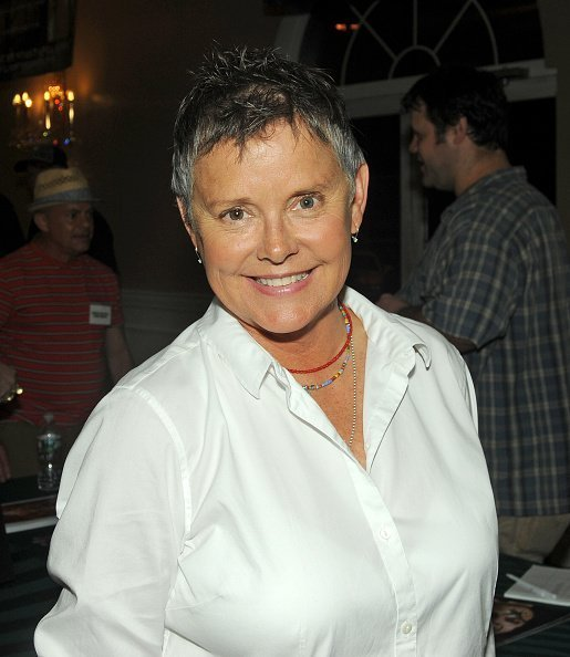 Amanda Bearse attends the 2016 Monster Mania Con at NJ Crowne Plaza Hotel on August 12, 2016 in Cherry Hill, New Jersey | Photo: Getty Images