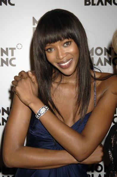 Naomi Campbell. Fuente: Getty Images