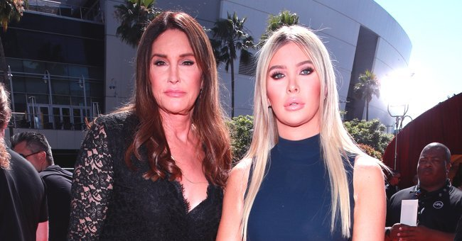 Caitlyn Jenner and Sophia Hutchins at the ESPYS in Los Angeles.| Photo: Getty Images.