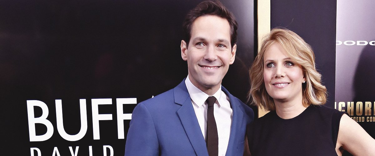 Meet Actor Paul Rudd's Wife of 16 Years and Their Two Beautiful Children