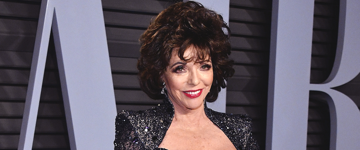 'I Think I Got It by Default': Dame Joan Collins on Being Cast as Alexis on 'Dynasty'