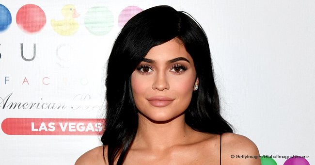 Kylie Jenner Shows off Her Gorgeous Assets in a New Photo