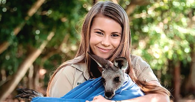 Bindi Irwin Marks Parents Steve and Terri's Anniversary with a Touching Throwback Photo