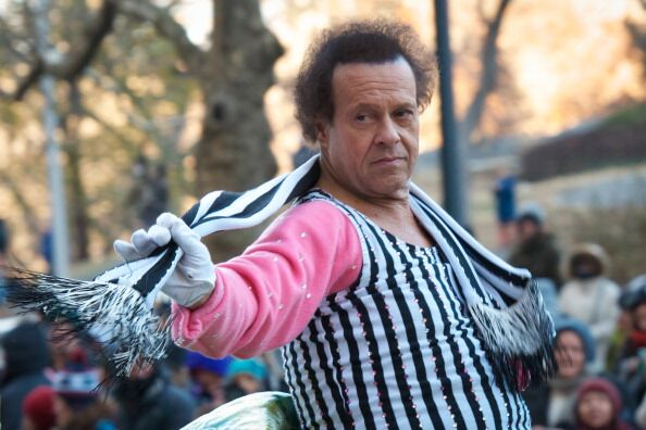 Richard Simmons attends the 87th annual Macy's Thanksgiving Day parade. | Source: Getty Images
