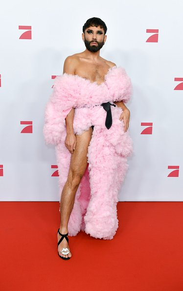 "Conchita Wurst (Thomas Neuwirth) bei der Premiere von ""Queen of Drags"", 11. November 2019, Berlin 