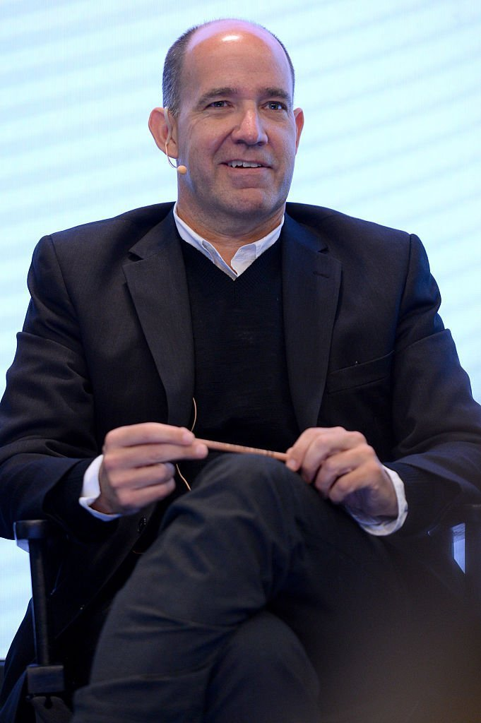 Matthew Dowd speaks onstage at the Conversation with The Washington Post panel | Photo: Getty Images