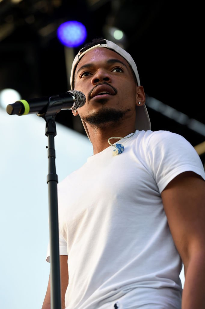 Chance The Rapper performs during Dave Chappelle's Block Party | Photo: Getty Images