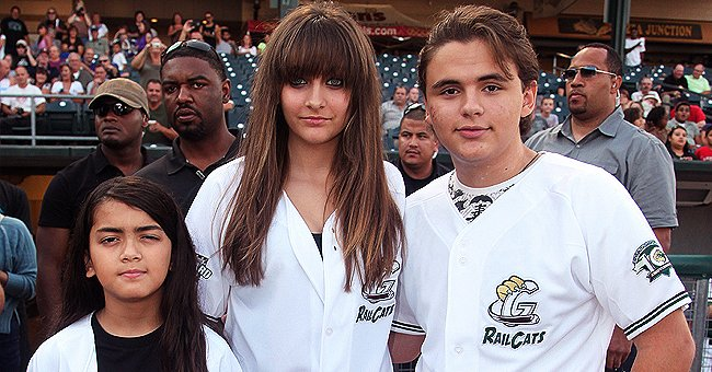 Michael Jackson's Kids Paris & Prince Celebrate Brother Blanket's 18th Birthday in New Photos