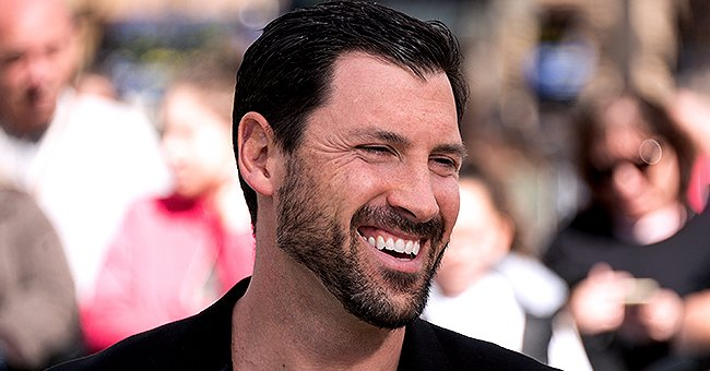 Maksim Chmerkovskiy from DWTS Shares Sweet Photo of His Son and He's Already so Grown-Up