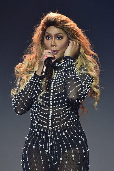 Tamar Braxton at The Soundboard Motor City Casino on May 30, 2019 | Photo: Getty Images