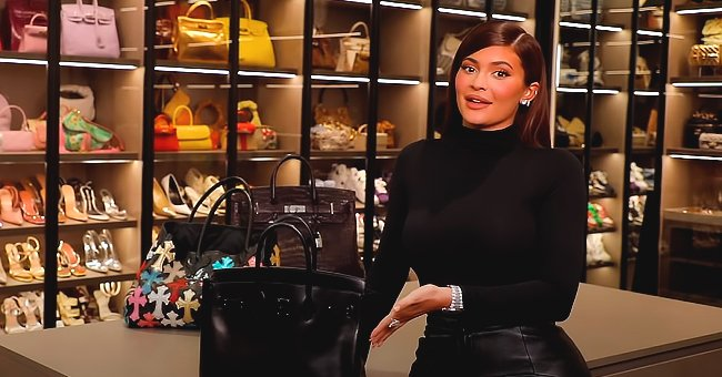 Kylie Jenner Gives Fans a Peek into Her Birkin Bag — from Hand Sanitizer to Stuffed Toy